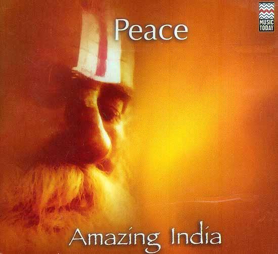 Peace Amazing India (Audio CD)