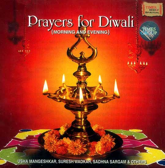 Prayers for Diwali: Morning and Evening (Audio CD)