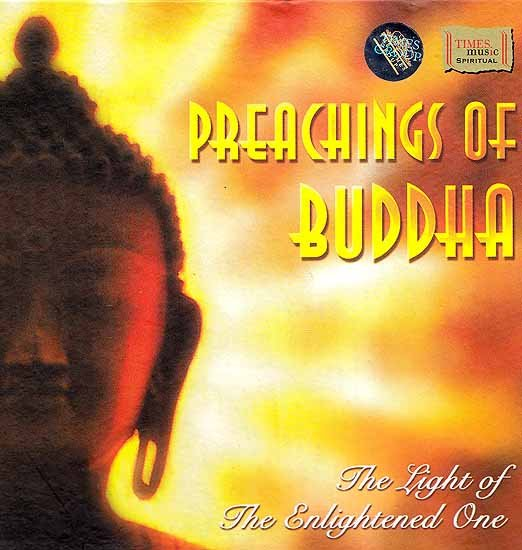 Preachings of Buddha: The Light of The Enlightened One (Audio CD)