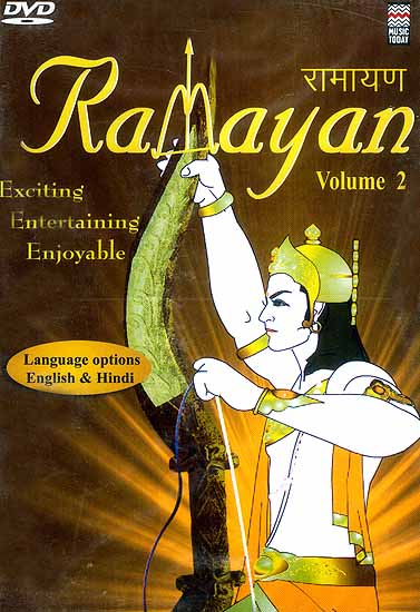 Ramayan Volume 2 (Exciting, Entertaining, Enjoyable) (DVD Video)