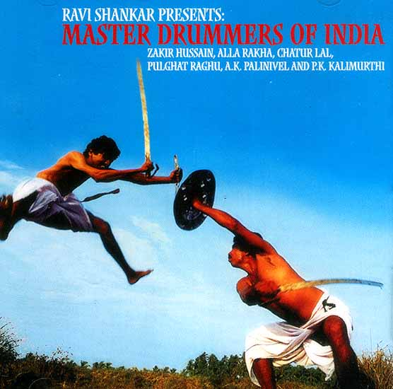Ravi Shankar Presents: Master Drummers of India (Audio CD)