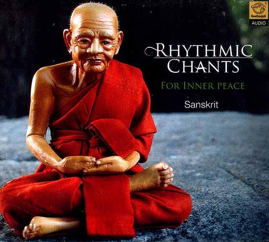 Rhythmic Chants for Inner Peace Sanskrit (Audio CD)