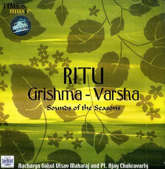 Ritu Grishma Varsha Sounds of the Seasons (Audio CD)