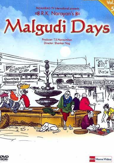 R.K. Narayan's Malgudi Days Volume-5 (Hindi DVD Video with English Subtitles)