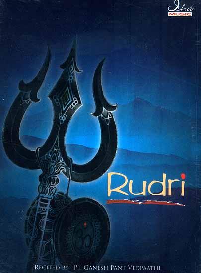 Rudri (Audio CD)