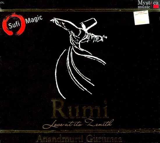 Rumi (Love at Its Zenith) Sufi Magic (Audio CD)