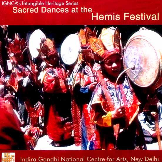 Sacred Dances at The Hemis Festival (DVD Video)