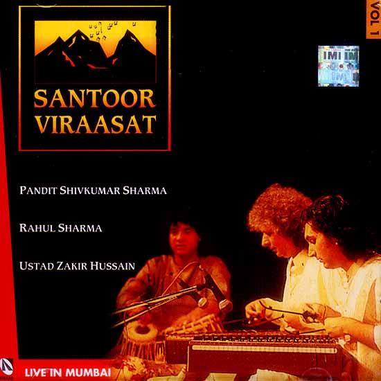 Santoor Viraasat (Volume 1) (Audio CD)