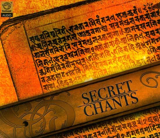 Secret Chants (Audio CD)