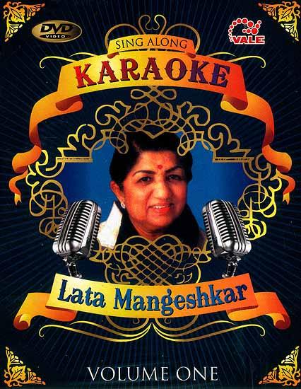 Sing Along Karaoke Lata Mangeshkar Volume One (DVD Video)
