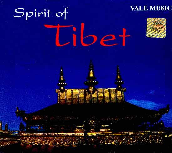 Spirit of Tibet (Audio CD)