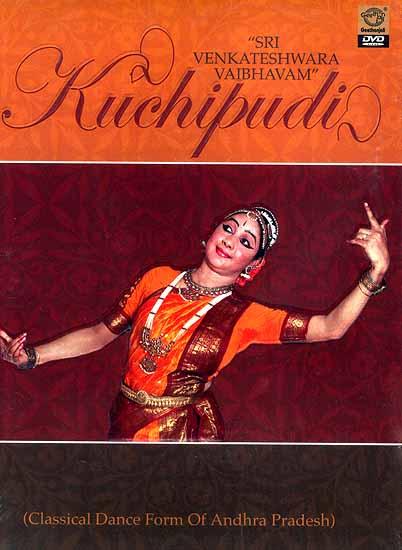 "Sri Venkateshwara Vaibhavam"" Kuchipudi (Classical Dance Form of Andhra Pradesh) (DVD Video)"