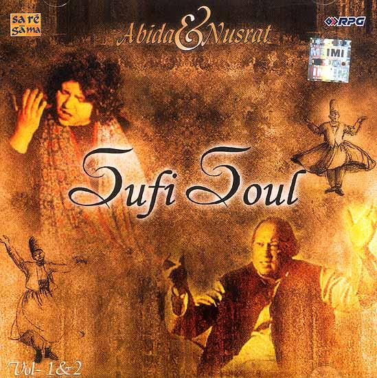 Sufi Soul Abida & Nusrat <br>(Set of 2 CDs)
