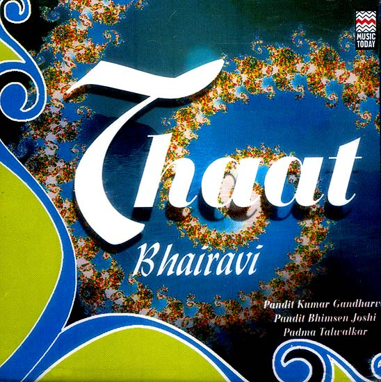 Thaat Bhairavi (Audio CD)