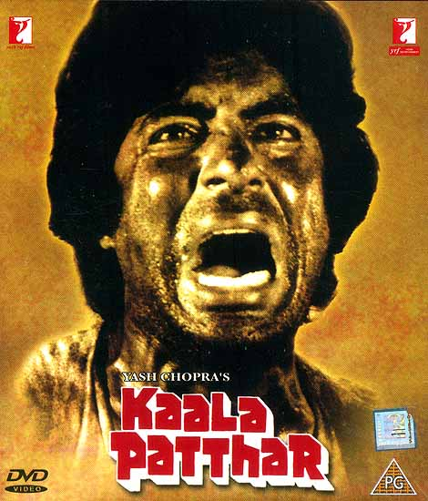 The Coal Mine: Three Men's Fight Against the Forces of Nature (DVD with English Subtitles)  (Kaala Patthar)