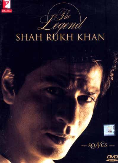 The Legend (Shah Rukh Khan) (Superhit Songs of Shahrukh Khan DVD with English Subtitles)