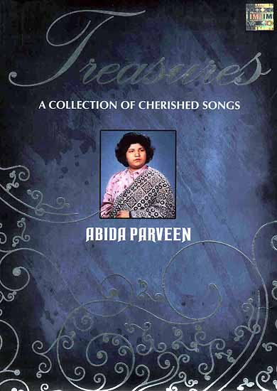 Treasures: A Collection of Cherished Songs Abida Parveen (Collector's Set of 4 Audio CDs)