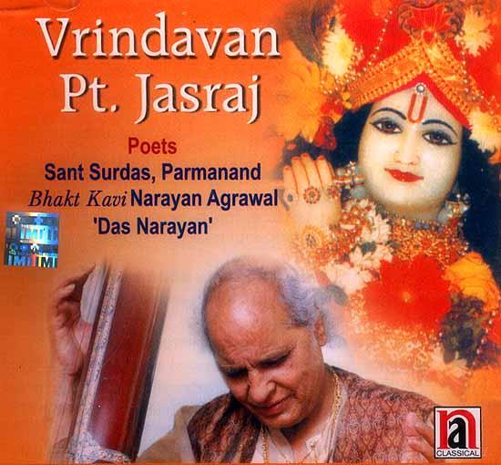Vrindavan by Pt. Jasraj (Audio CD)