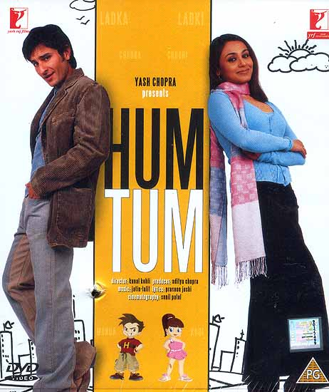 We and You: A Refreshing Look at the Eternal Battle Between the Sexes (Hum Tum) (DVD with English Subtitles)