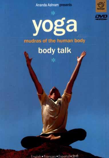 Yoga Body Talk (Mudras Of The Human Body) (DVD Video)