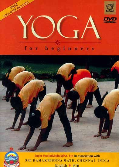 Yoga For Beginners (DVD Video)