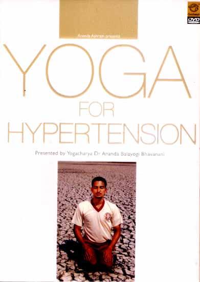 Yoga for Hypertension (DVD Video)