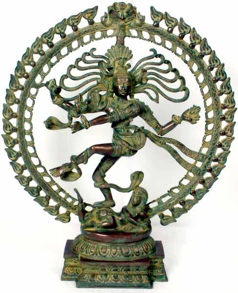 Antiquated Nataraja