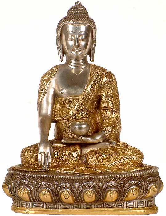 Buddha in Bhumisparsha Mudra