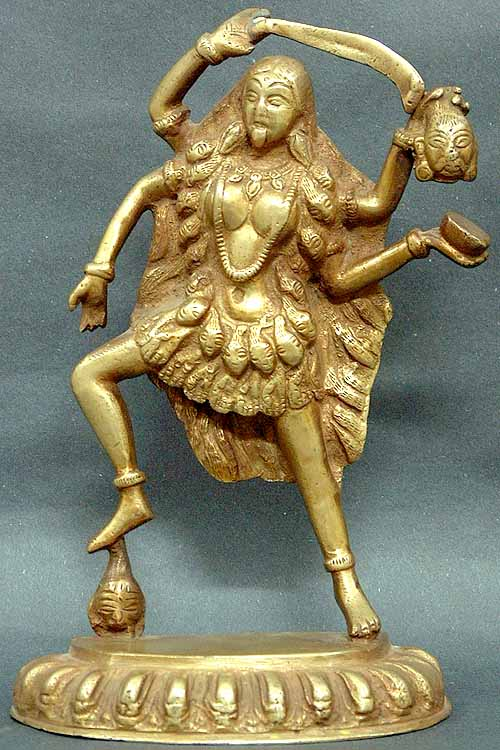Kali the Benevolent Goddess