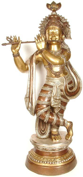 Large Size Krishna