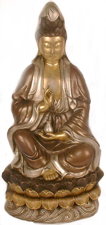 Kuan Yin - The Chinese Goddess of Compassion