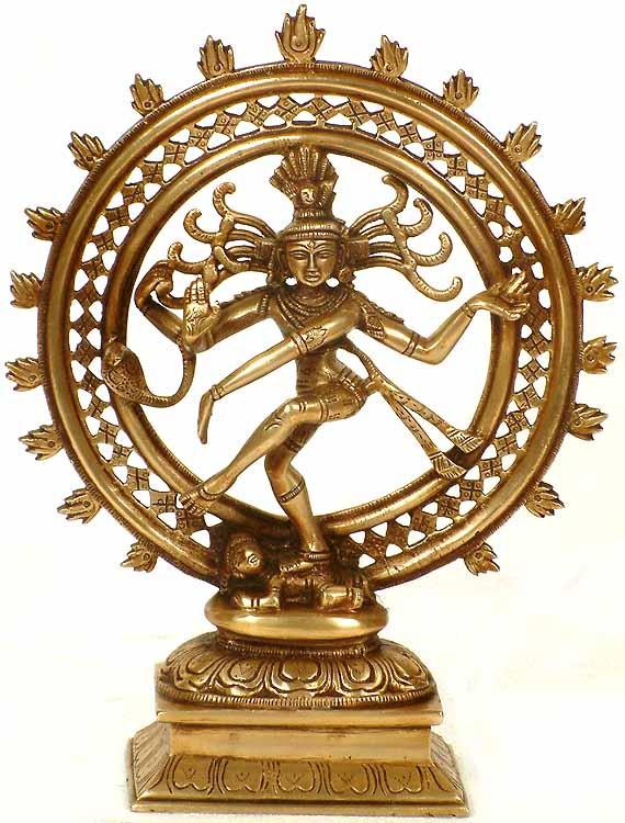 The Divine Dancer Nataraja