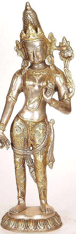 The Thrice Bent Goddess