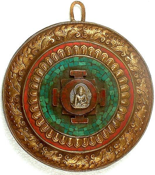 Three Dimensional Mandala of The Buddha
