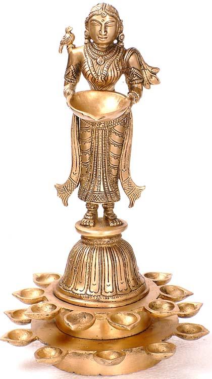 Twenty-One Lamps of Prosperity