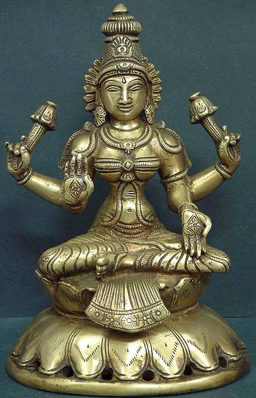 Vishnu's Consort