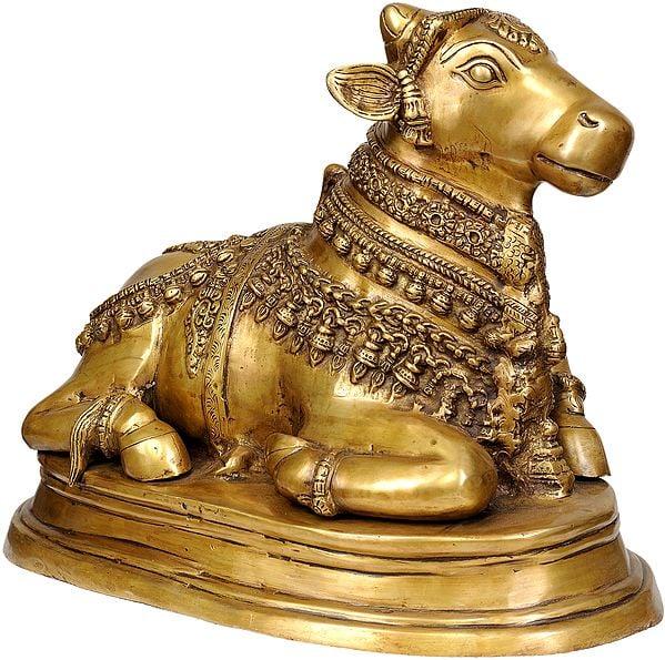 Nandi - Shiva's Escort