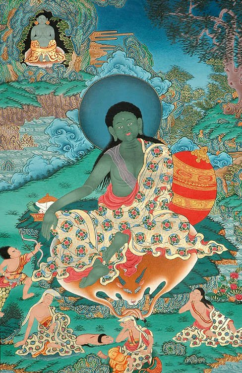 Milarepa: The Great Mystic Poet and Yogi of Tibet