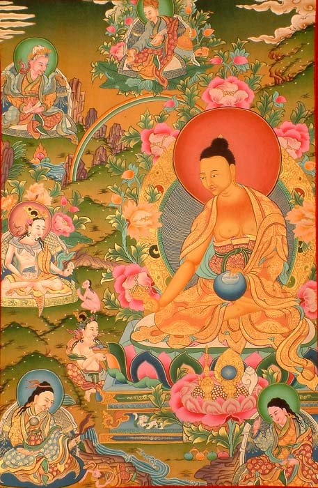 Manifestation of Guru Padmasambhava