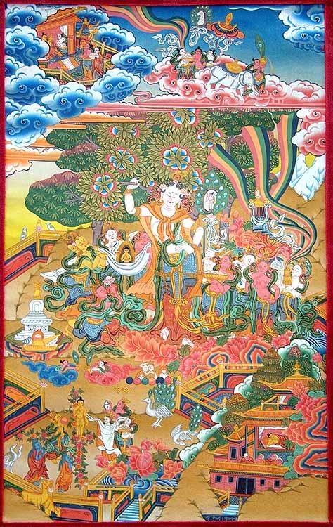Maya - Mother of Buddha