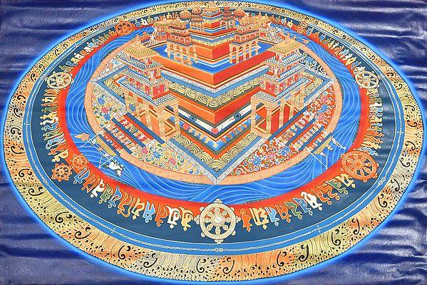 The Splendour Of The Kalachakra Mandala