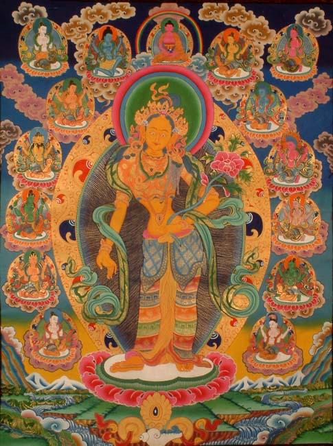 The Ever Graceful Tara