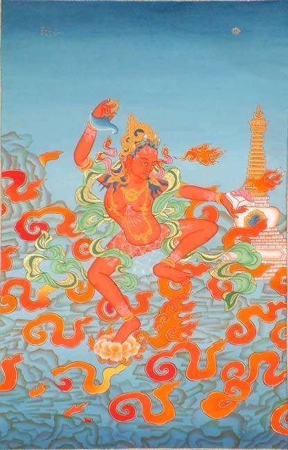 The Mad Princess who became Mahasiddha Laksminkara