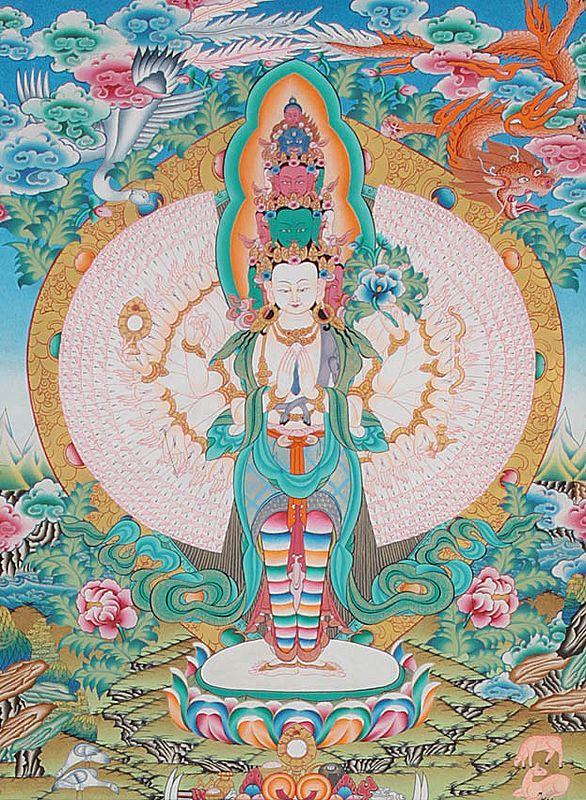 Samantmukha Avalokiteshvara