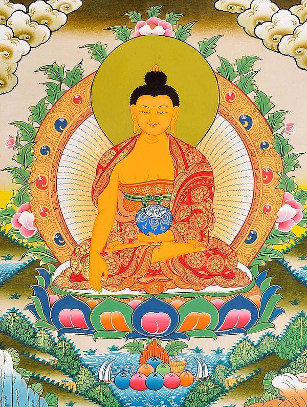 Gautam Buddha (Tibetan Buddhist)