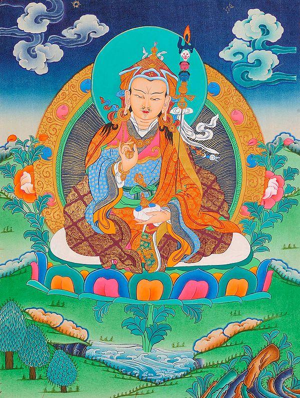 Padmasambhava: The Great Tibetan Buddhist Wizard