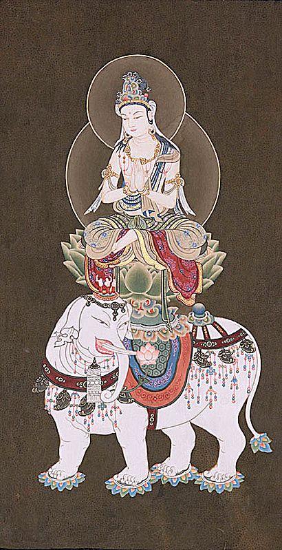 Taishuku-Ten (Japanese Form of Indra) - A Popular and Powerful (Tibetan Buddhist) Vedic God