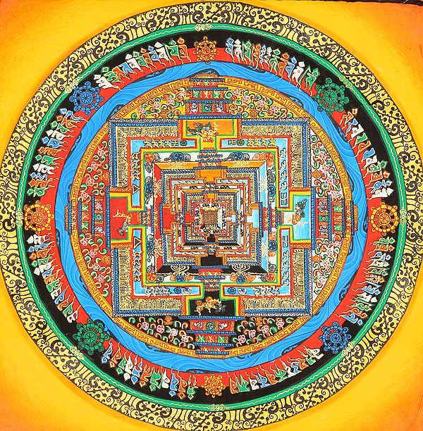 The Kalachakra Mandala