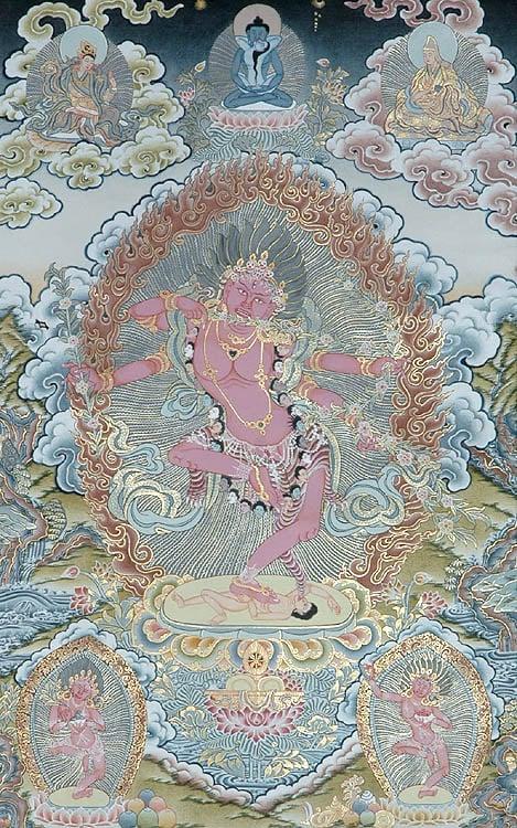 Kurukulla: Goddess of Unhappy Lovers