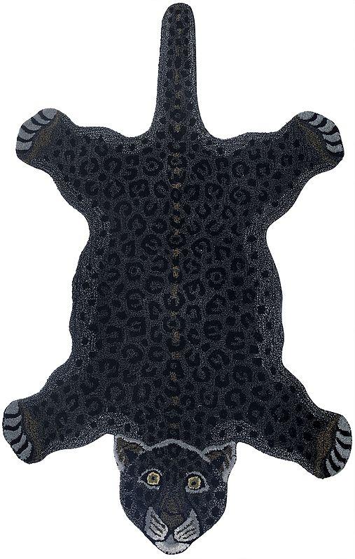 Clouded leopard Yogic Asana Mat